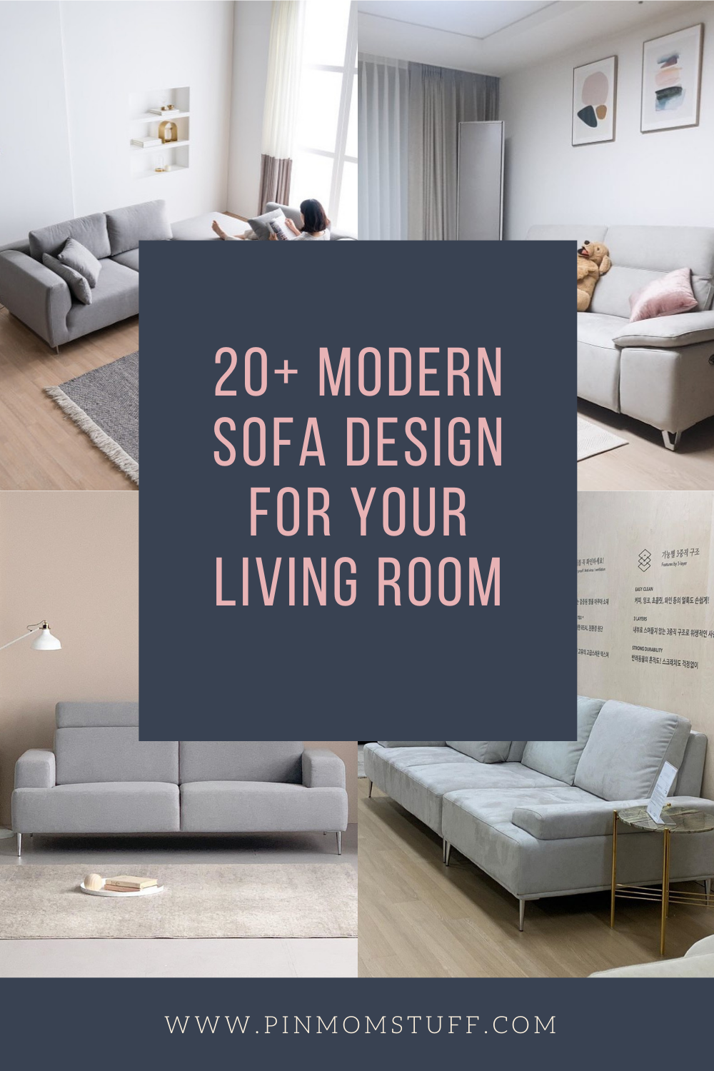 20+ Modern Sofa Design For Your Living Room