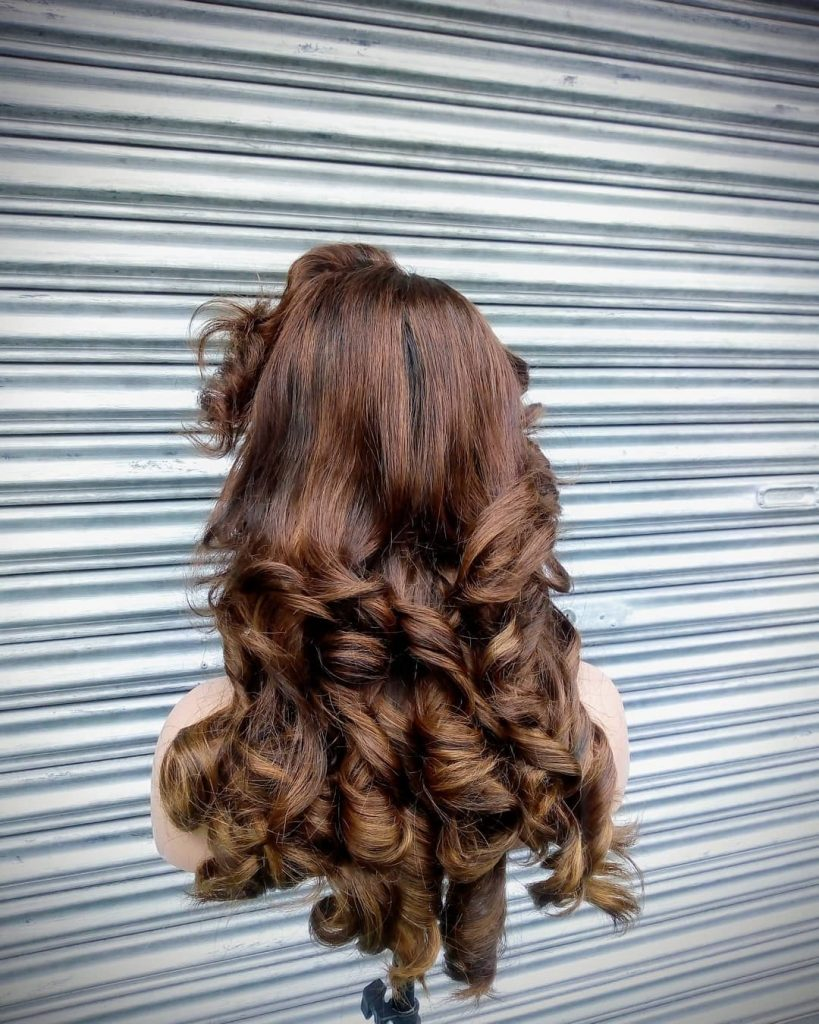 Try This Adorable Brown Hair With Highlights Ideas To Change Your Look 5