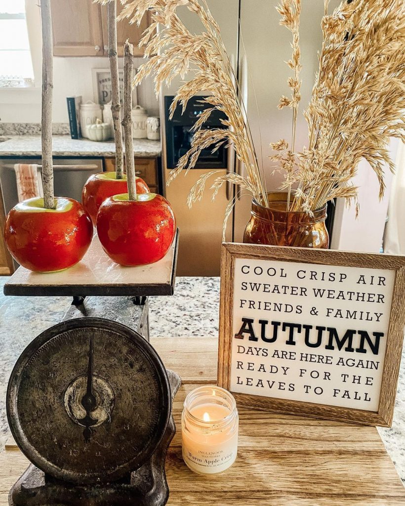 100 Adorable DIY Fall Home Decoration Ideas On A Budget 1