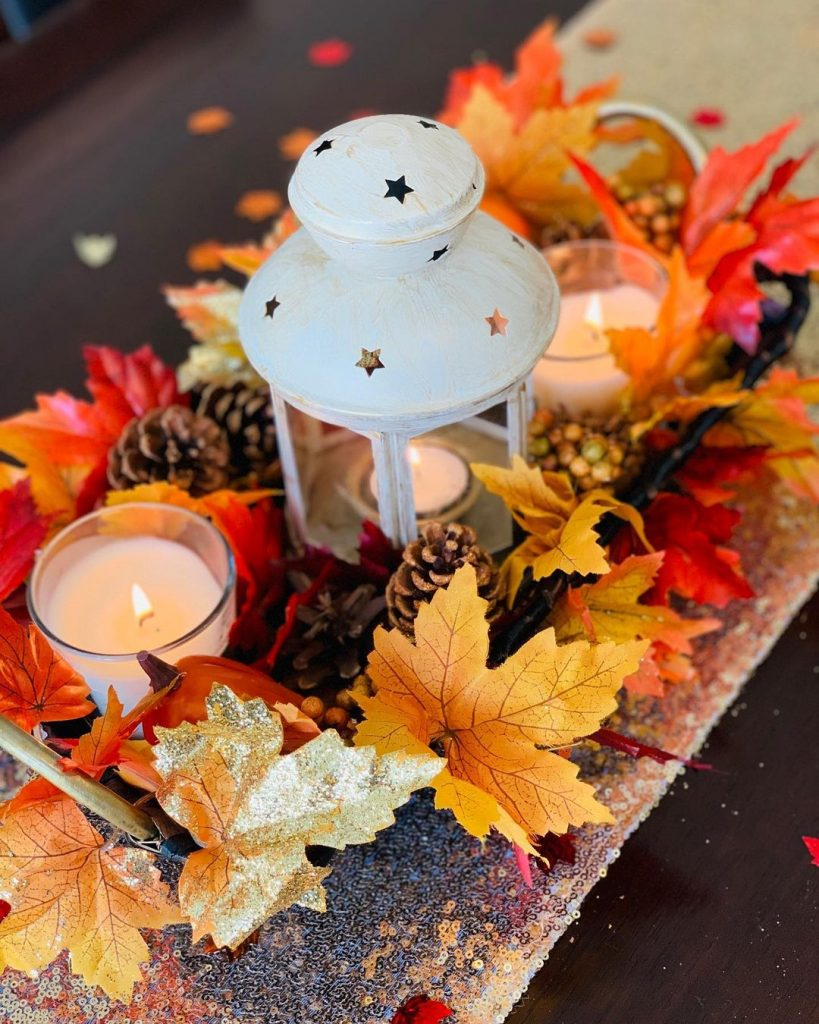 100 Adorable DIY Fall Home Decoration Ideas On A Budget 11