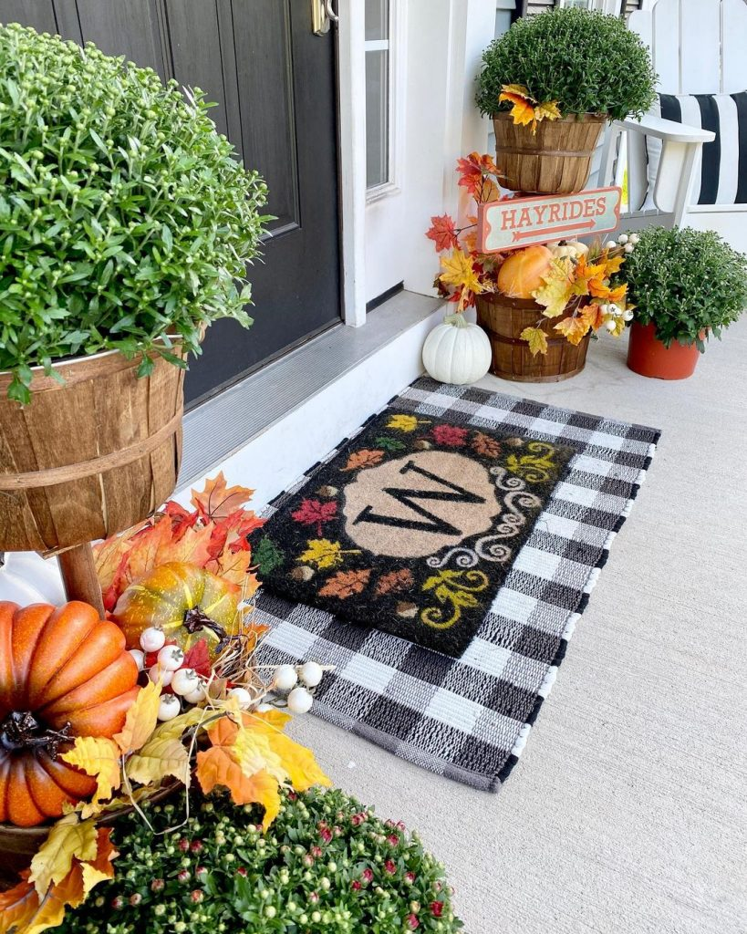 100 Adorable DIY Fall Home Decoration Ideas On A Budget 12