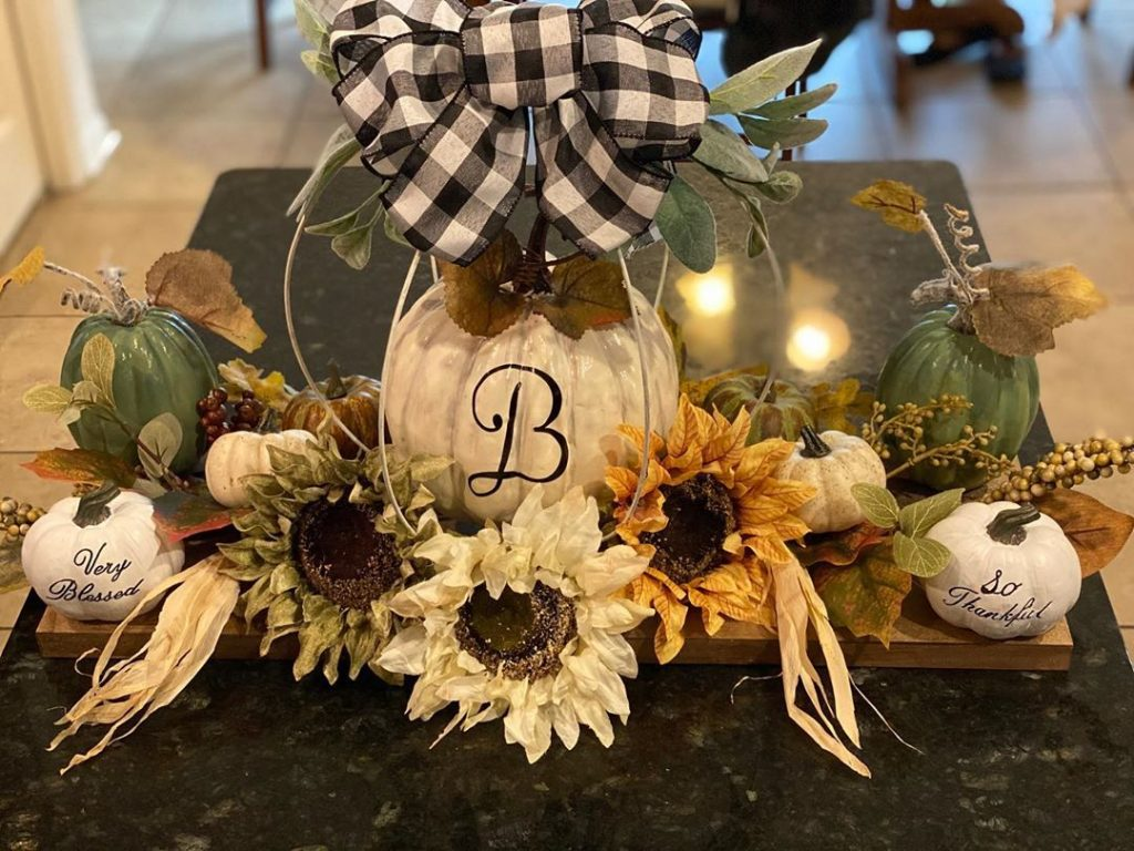 100 Adorable DIY Fall Home Decoration Ideas On A Budget 13