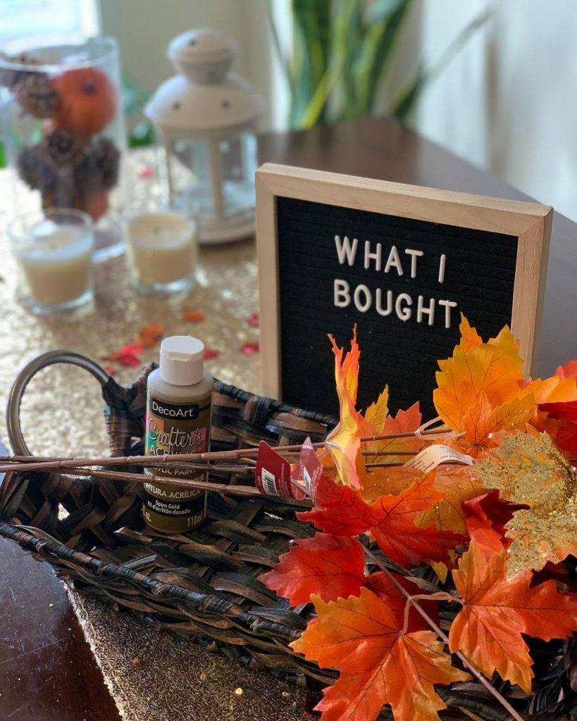 100 Adorable DIY Fall Home Decoration Ideas On A Budget 15