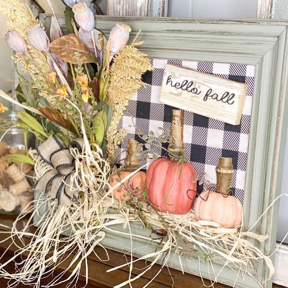 100 Adorable DIY Fall Home Decoration Ideas On A Budget 16