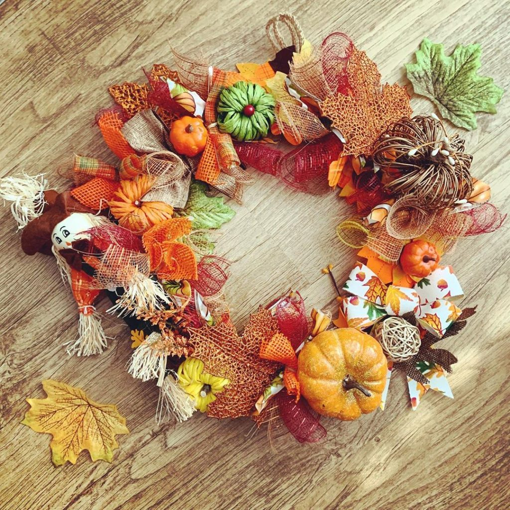 100 Adorable DIY Fall Home Decoration Ideas On A Budget 18