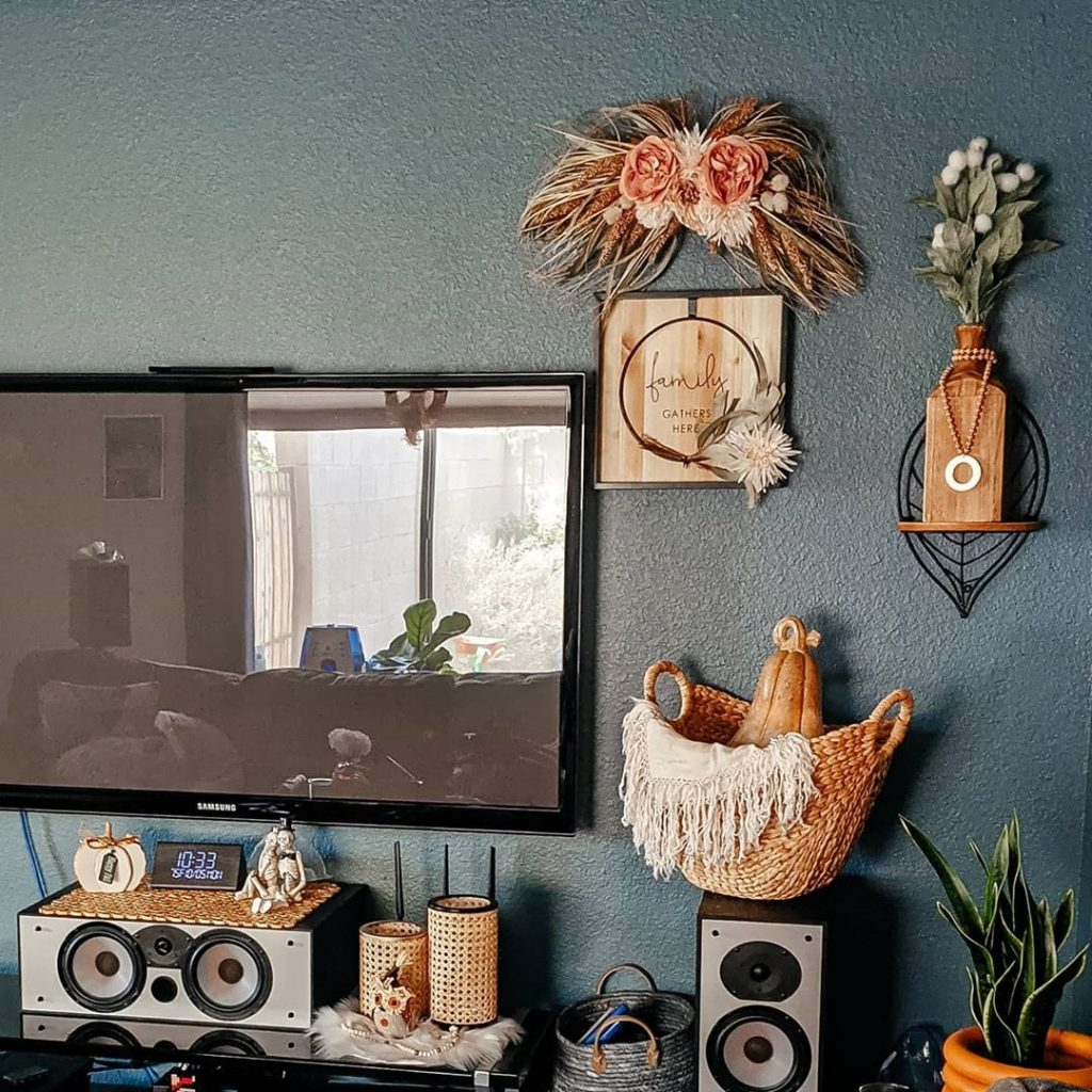 100 Adorable DIY Fall Home Decoration Ideas On A Budget 21
