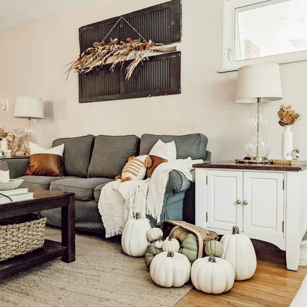 100 Adorable DIY Fall Home Decoration Ideas On A Budget 3