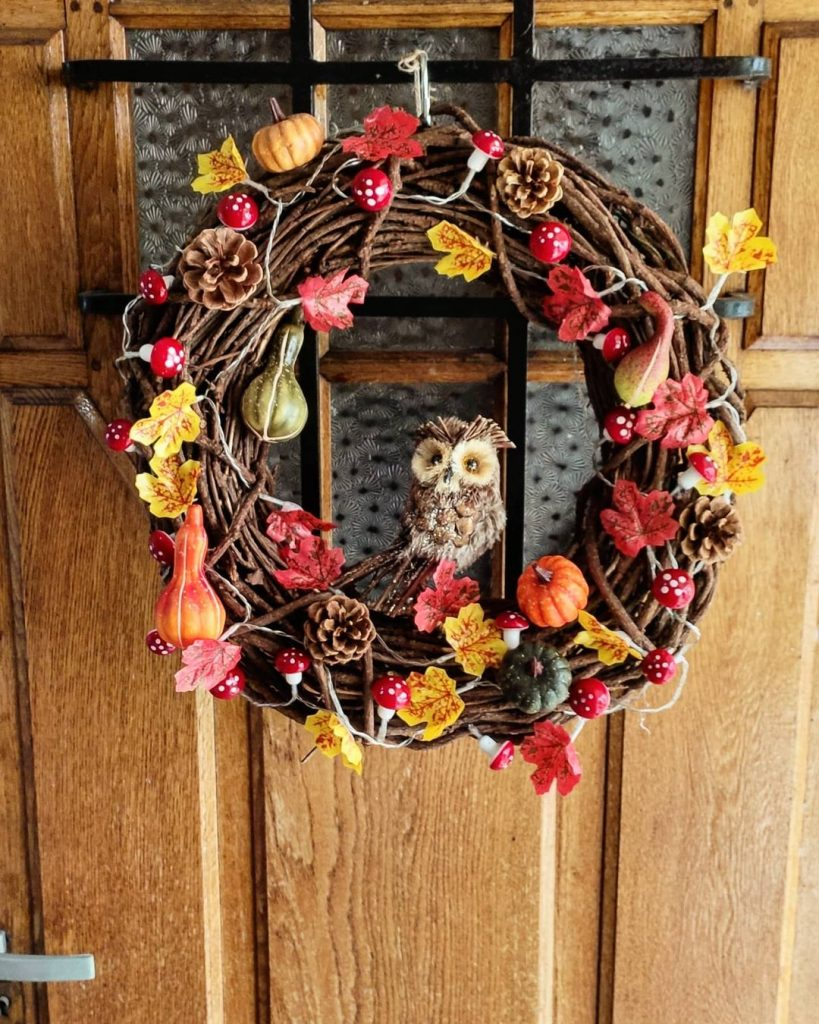 100 Adorable DIY Fall Home Decoration Ideas On A Budget 41