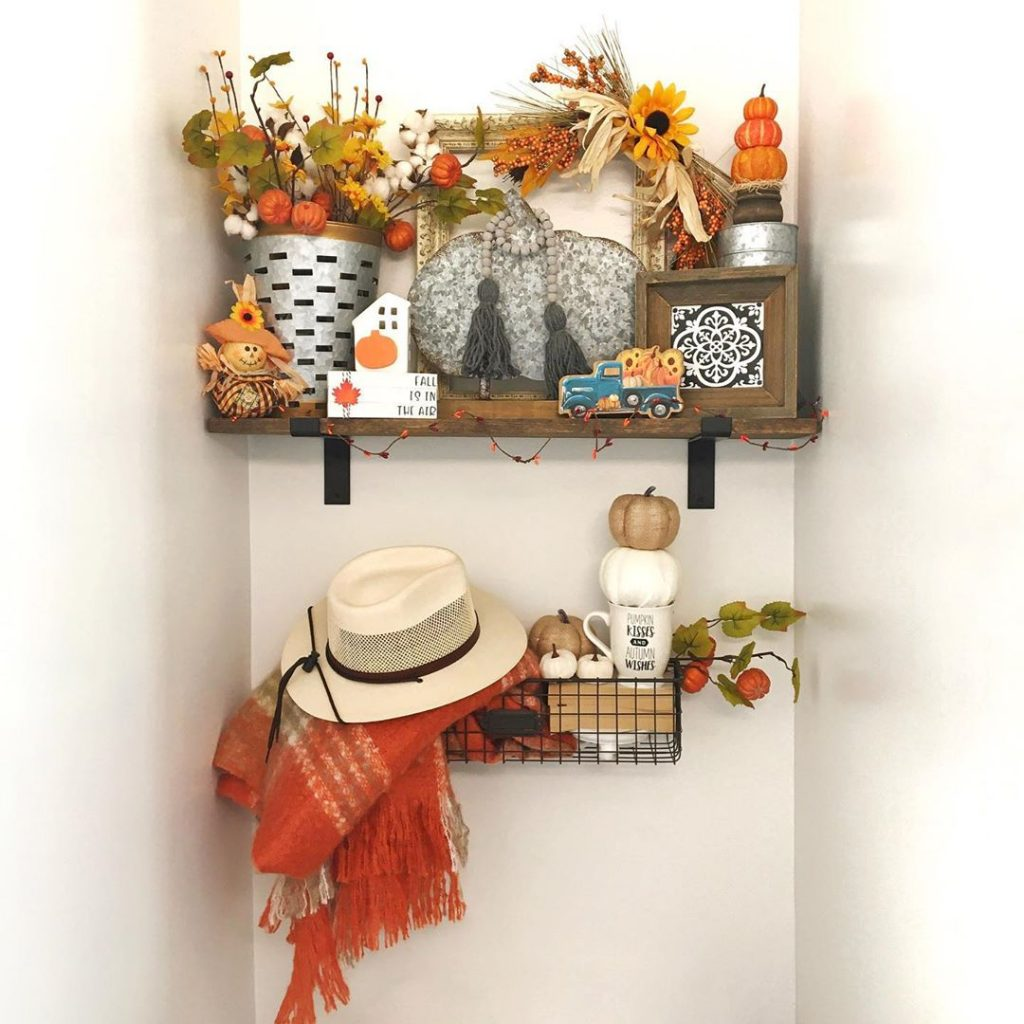 100 Adorable DIY Fall Home Decoration Ideas On A Budget 42