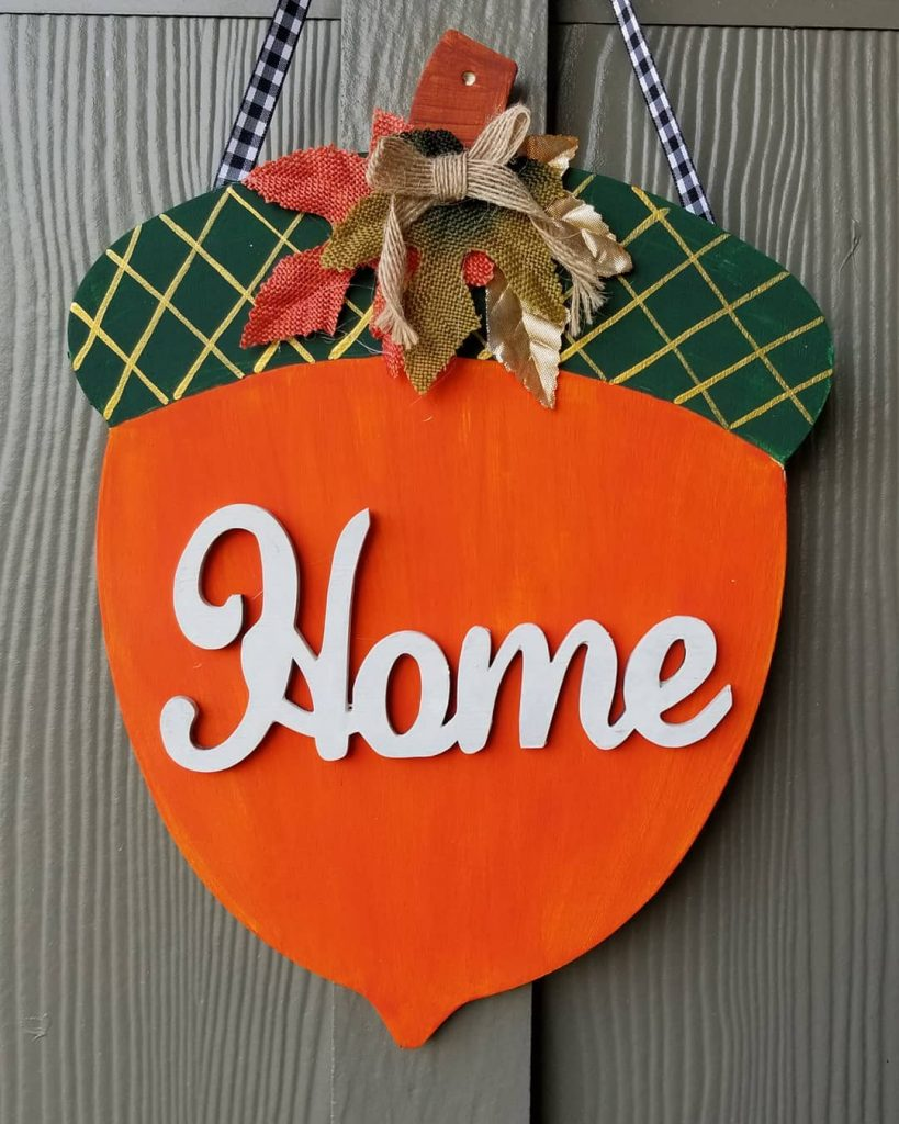 100 Adorable DIY Fall Home Decoration Ideas On A Budget 44