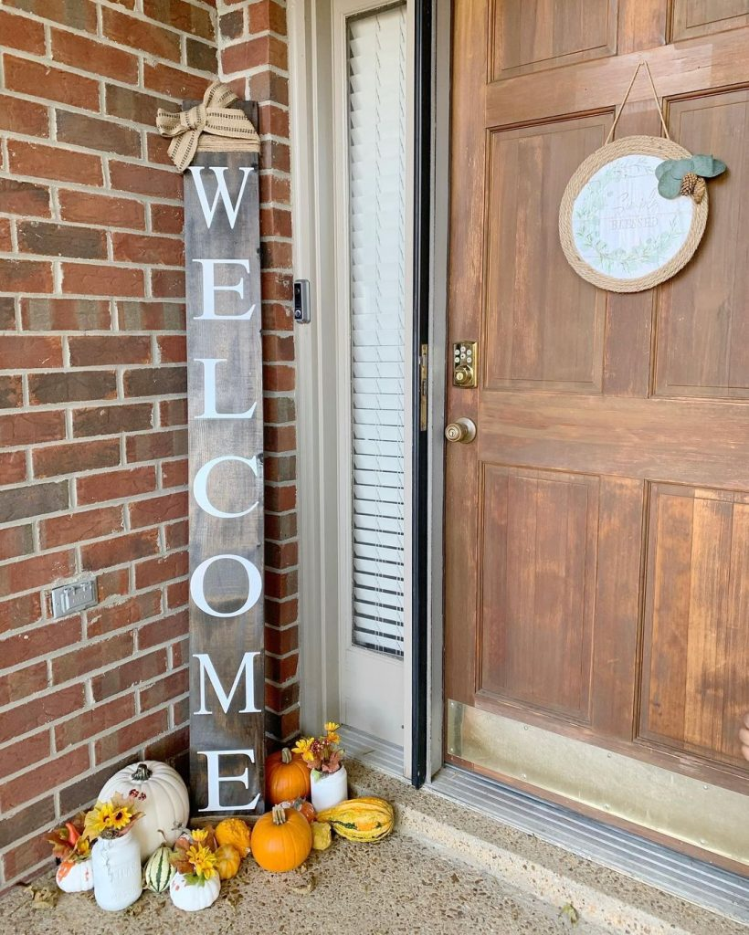100 Adorable DIY Fall Home Decoration Ideas On A Budget 55
