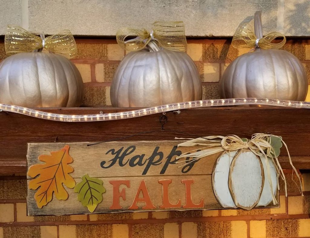 100 Adorable DIY Fall Home Decoration Ideas On A Budget 57