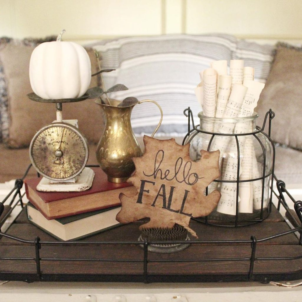 100 Adorable DIY Fall Home Decoration Ideas On A Budget 58