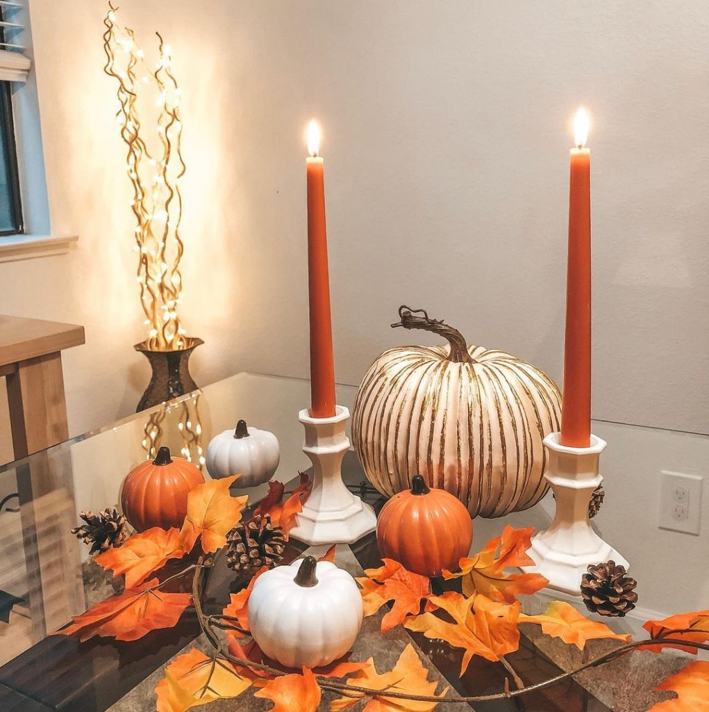 100 Adorable DIY Fall Home Decoration Ideas On A Budget 59