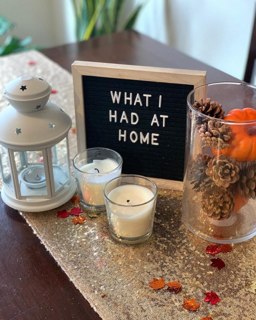 100 Adorable DIY Fall Home Decoration Ideas On A Budget 6