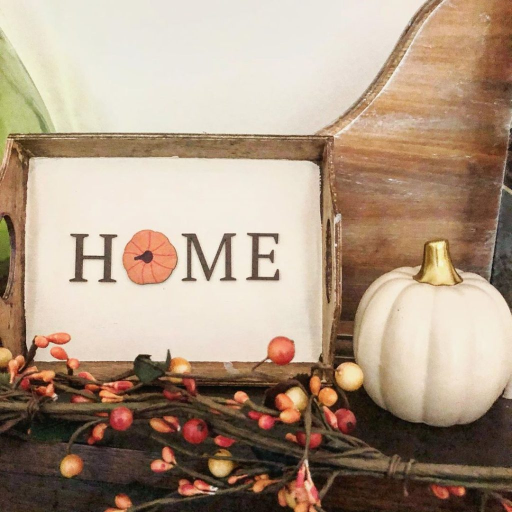 100 Adorable DIY Fall Home Decoration Ideas On A Budget 65