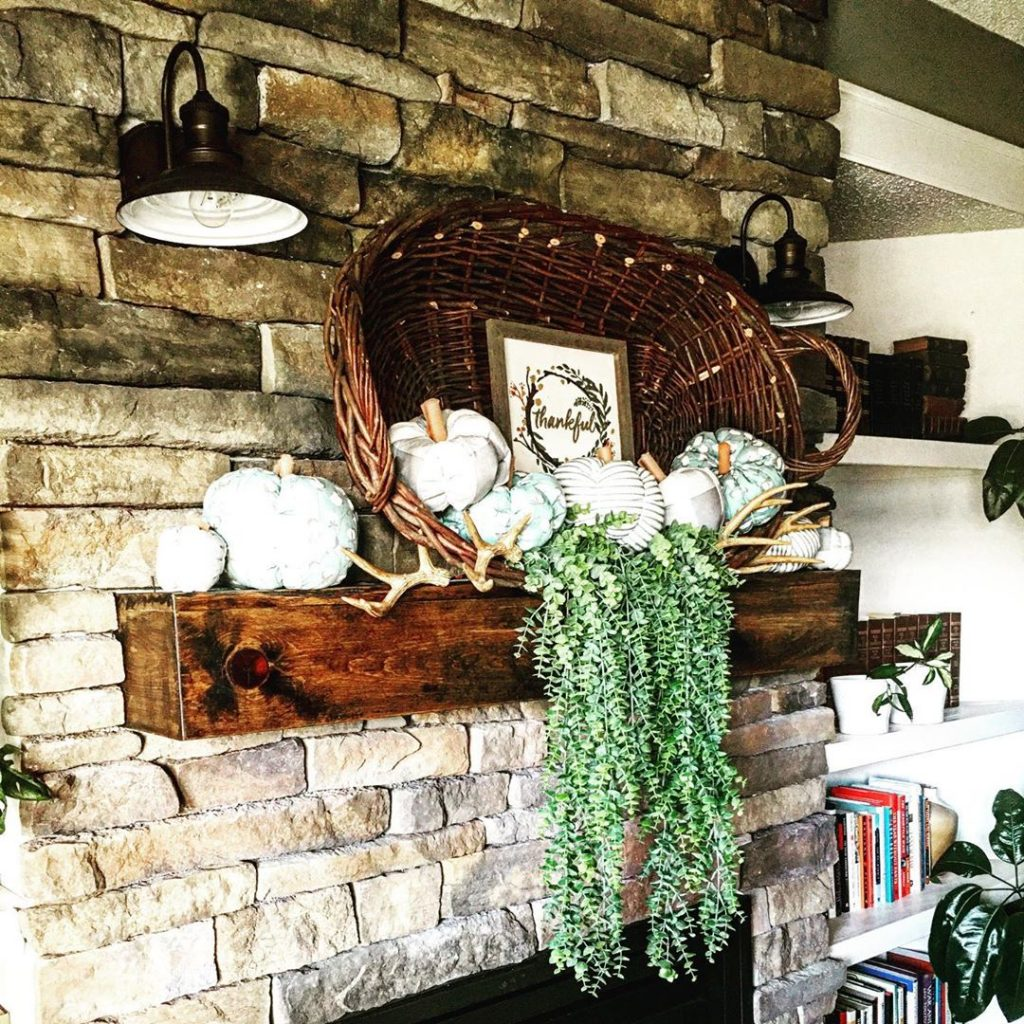 100 Adorable DIY Fall Home Decoration Ideas On A Budget 76