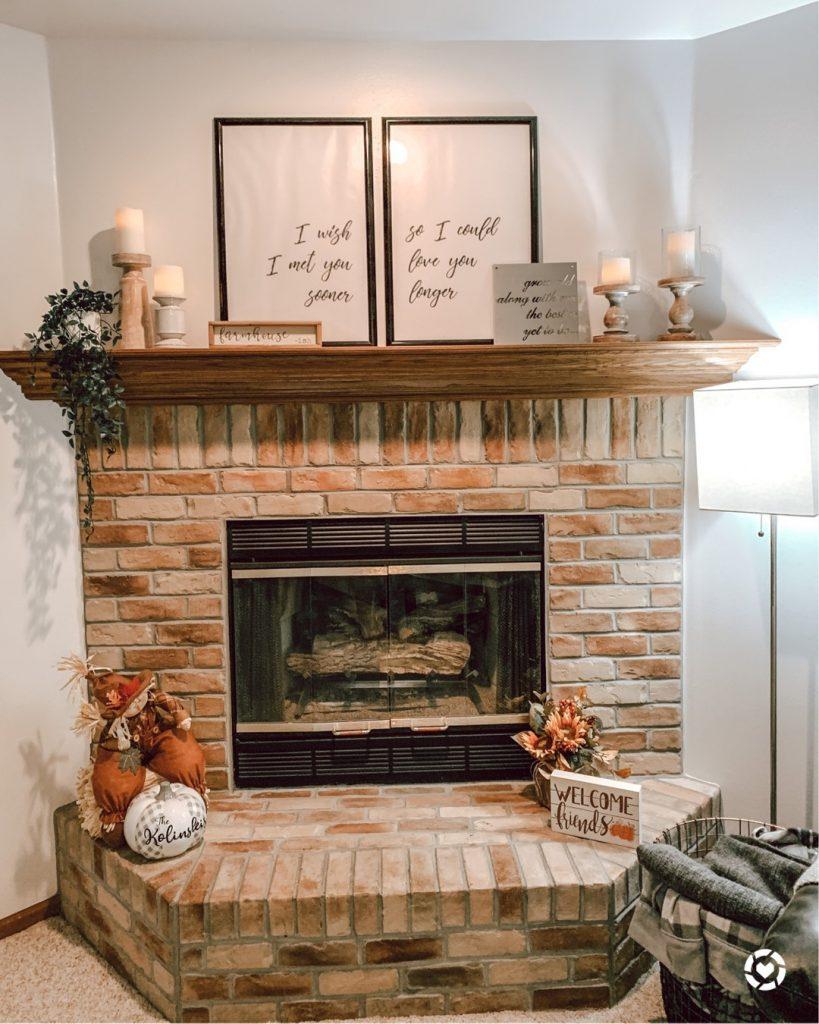 100 Amazing Rustic Farmhouse Design Interior Ideas Suitable For Fall Season 18