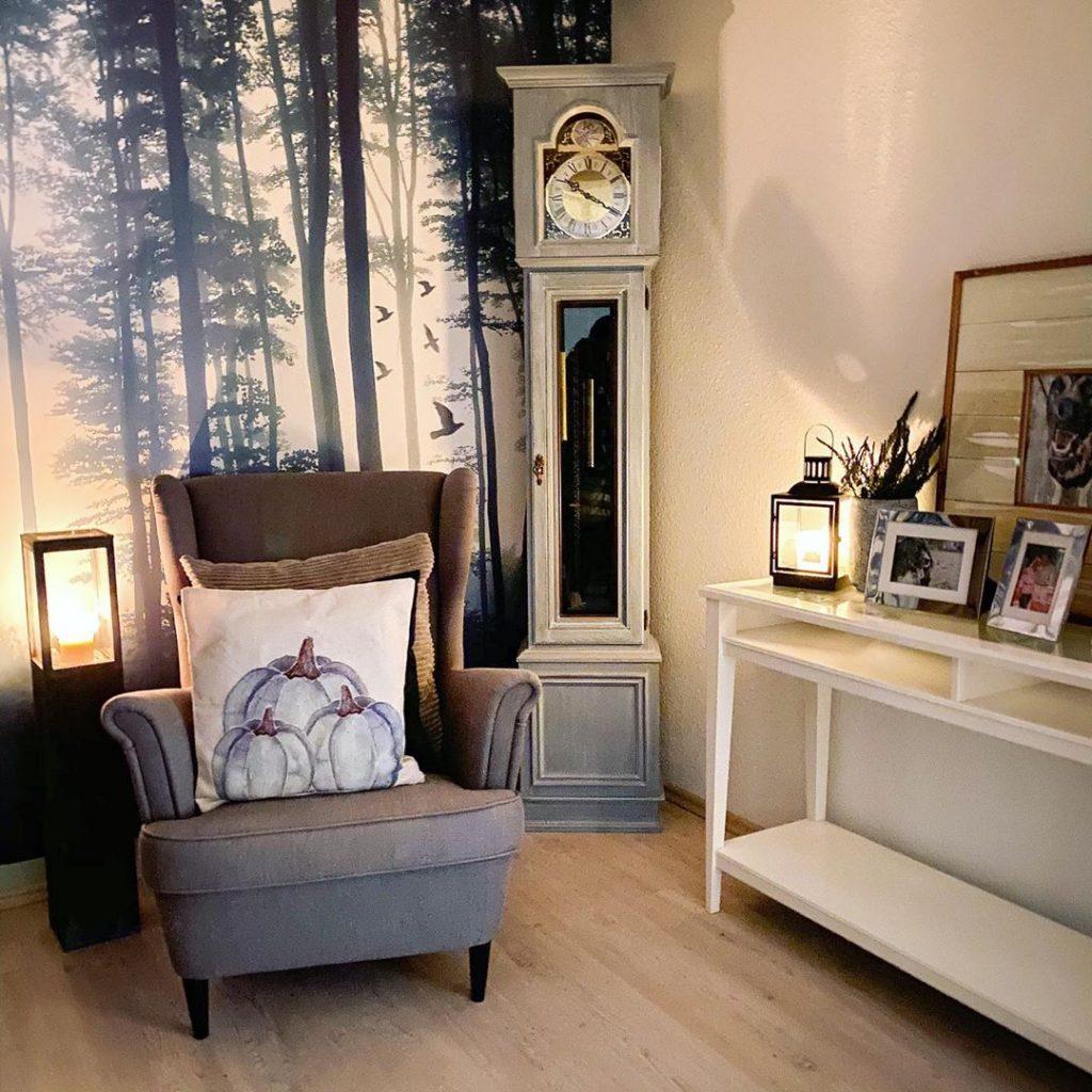 100 Amazing Rustic Farmhouse Design Interior Ideas Suitable For Fall Season 30