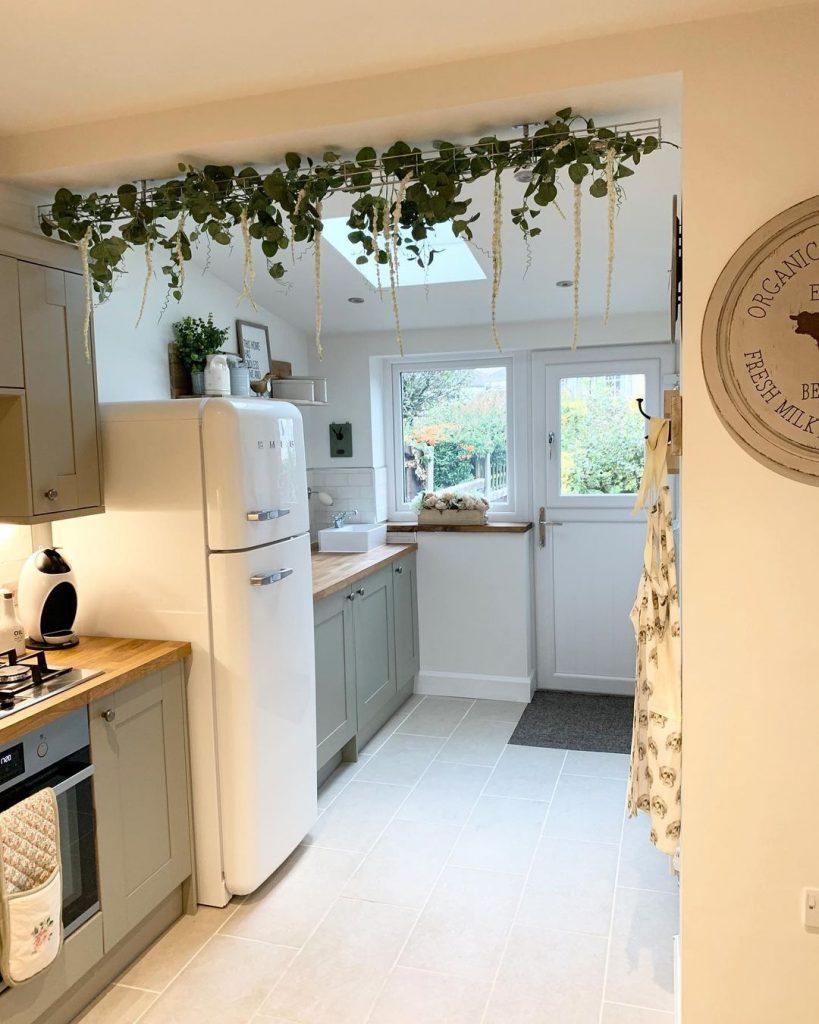 100 Amazing Rustic Farmhouse Design Interior Ideas Suitable For Fall Season 39