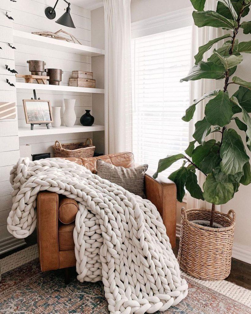 100 Amazing Rustic Farmhouse Design Interior Ideas Suitable For Fall Season 52