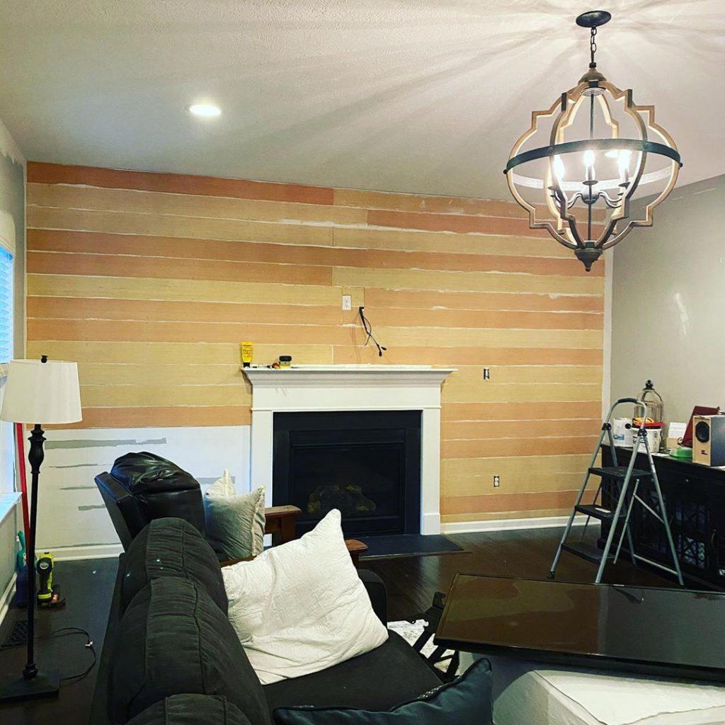100 Amazing Rustic Farmhouse Design Interior Ideas Suitable For Fall Season 58