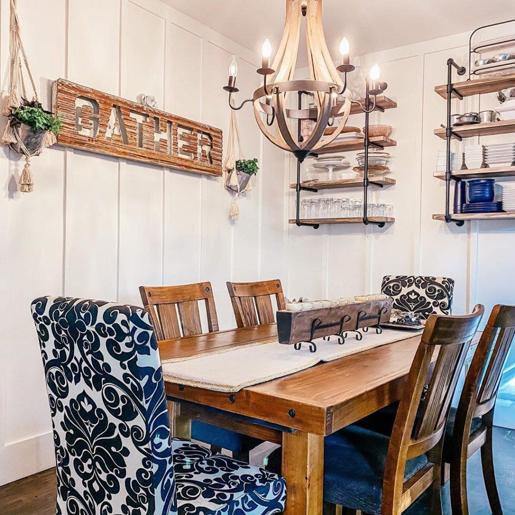 100 Amazing Rustic Farmhouse Design Interior Ideas Suitable For Fall Season 7