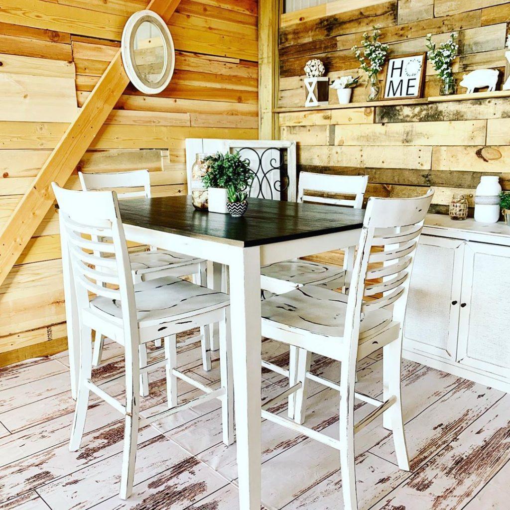 100 Amazing Rustic Farmhouse Design Interior Ideas Suitable For Fall Season 84