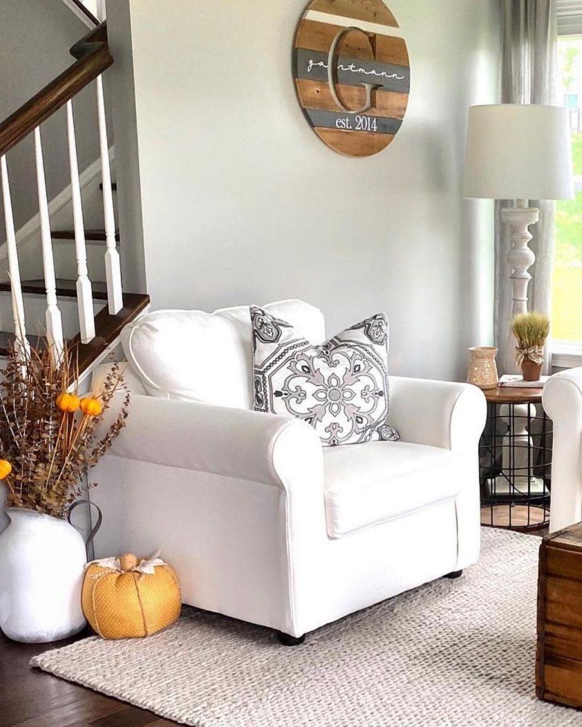 100 Amazing Rustic Farmhouse Design Interior Ideas Suitable For Fall Season 9