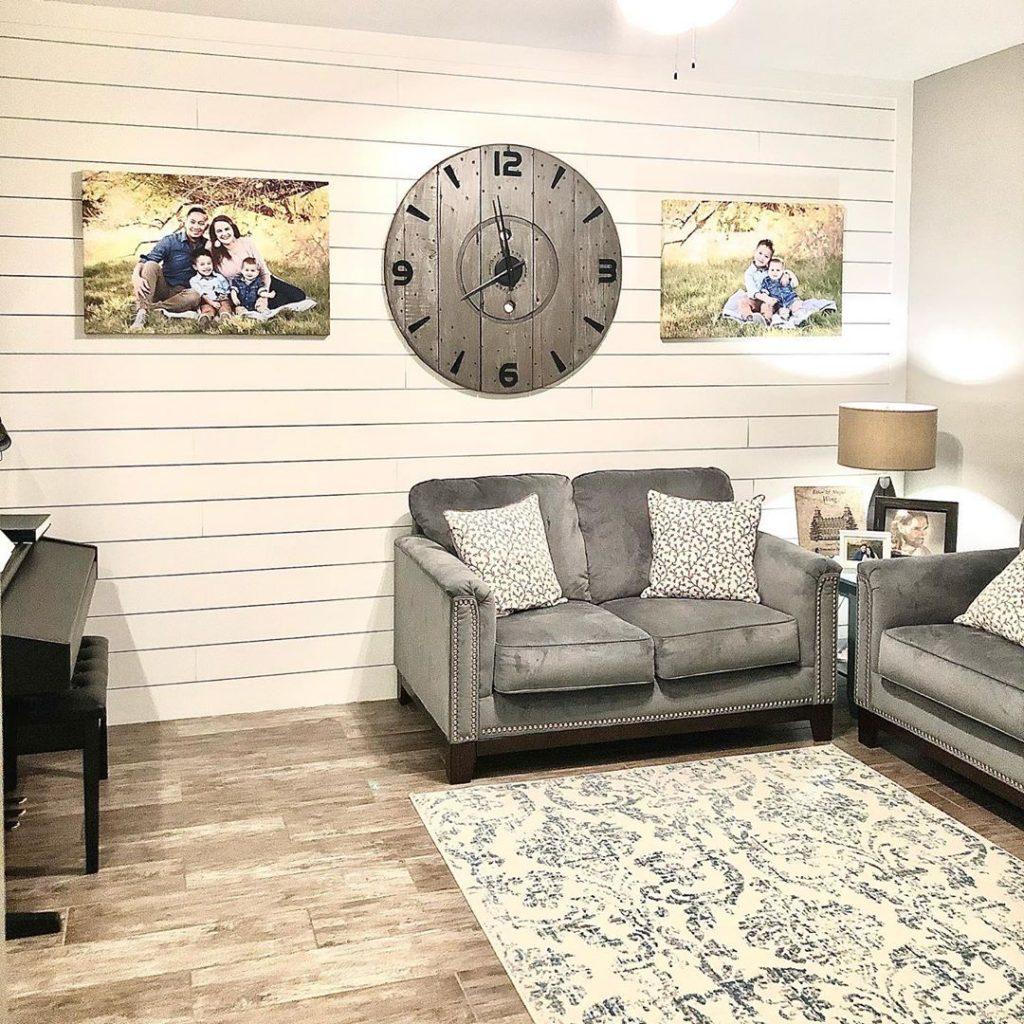 100 Amazing Rustic Farmhouse Design Interior Ideas Suitable For Fall Season 90