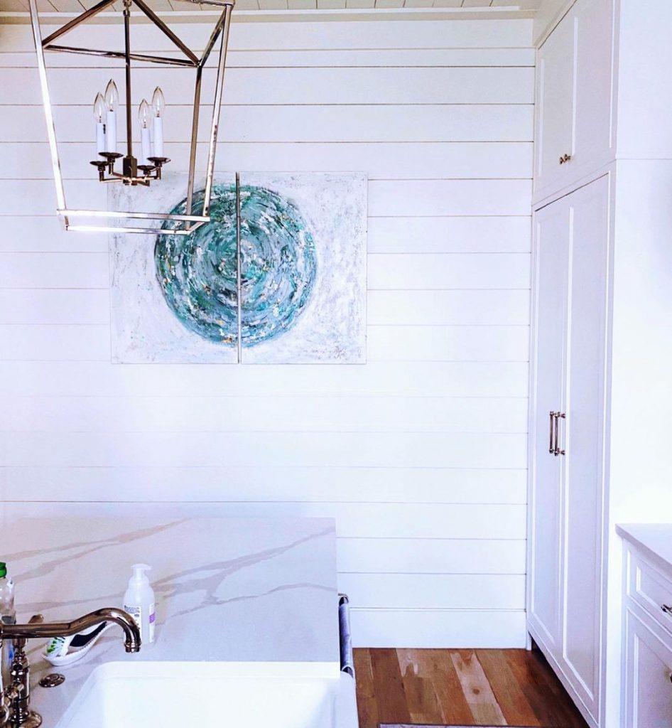 100 Amazing Rustic Farmhouse Design Interior Ideas Suitable For Fall Season 92
