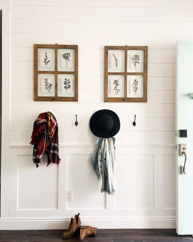100 Amazing Rustic Farmhouse Design Interior Ideas Suitable For Fall Season 93