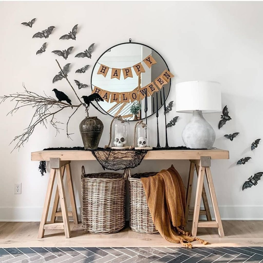 100 Amazing Rustic Farmhouse Design Interior Ideas Suitable For Fall Season 94