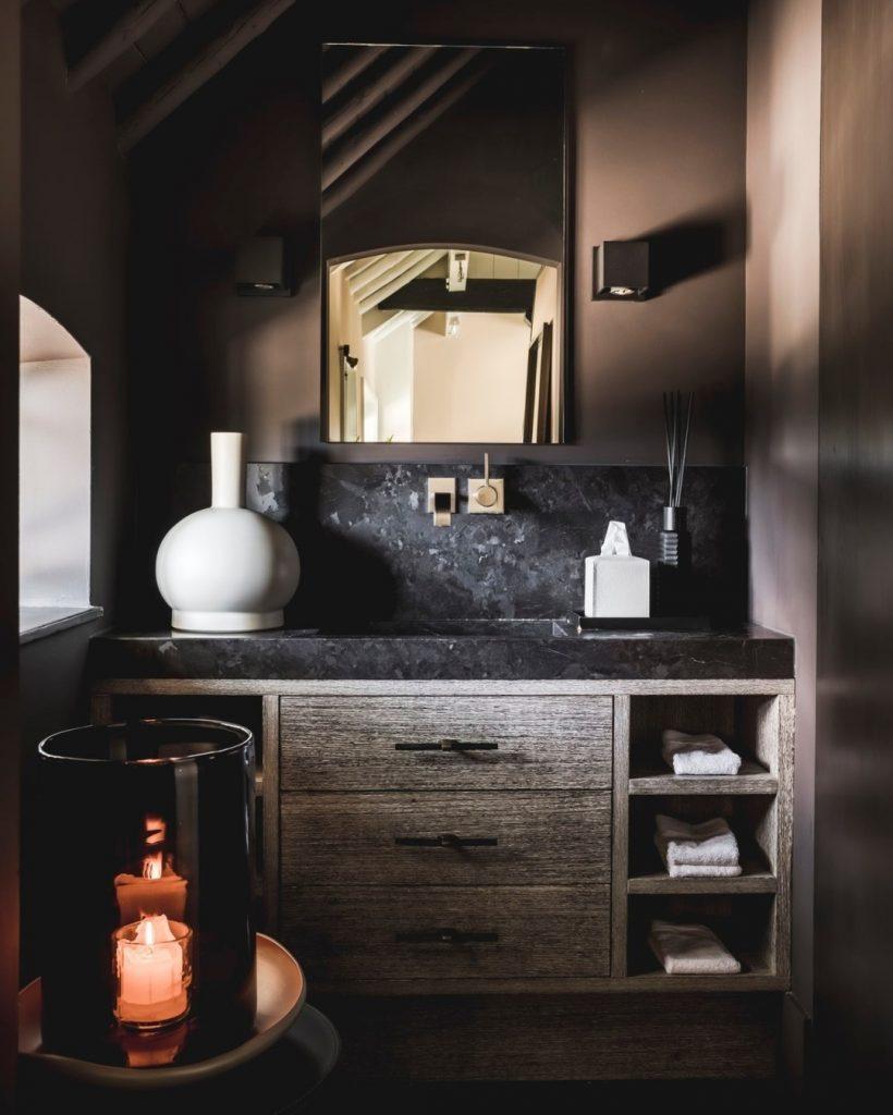 100 Amazing Rustic Farmhouse Design Interior Ideas Suitable For Fall Season 97