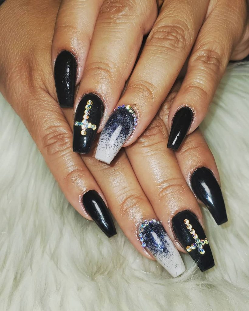 100 Easy Halloween Nails Art Ideas For Your Inspirations 18