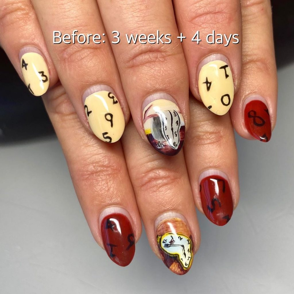 100 Easy Halloween Nails Art Ideas For Your Inspirations 22