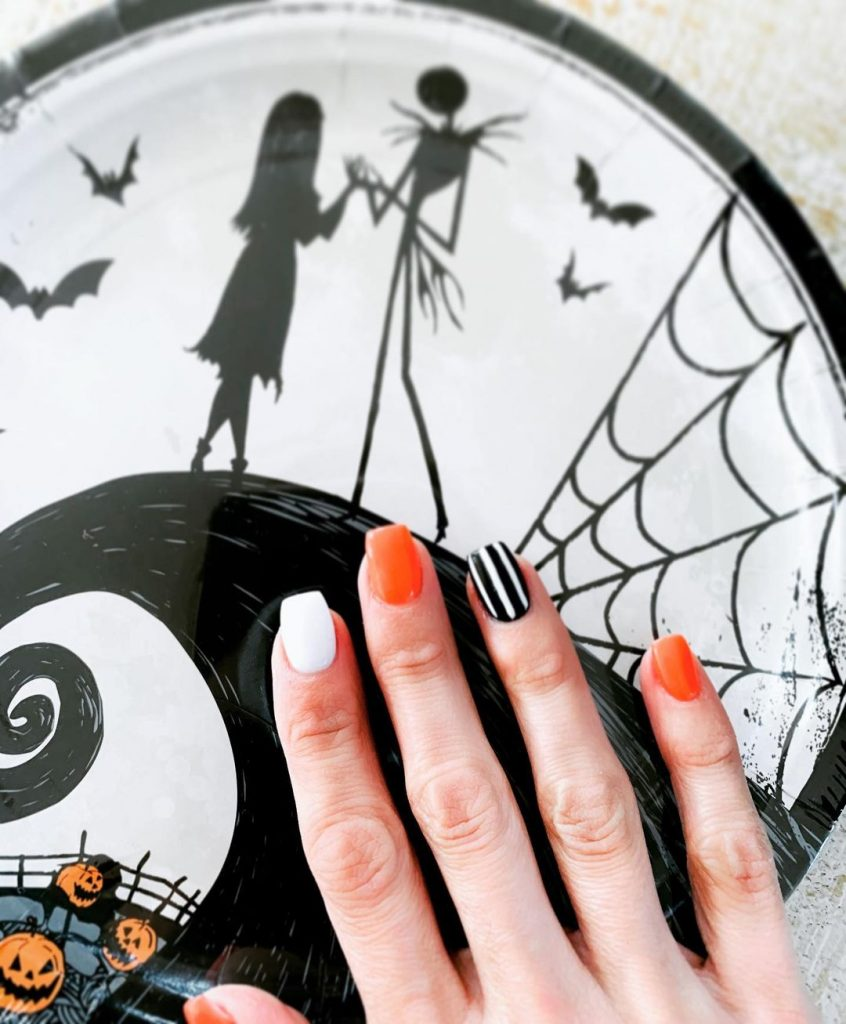 100 Easy Halloween Nails Art Ideas For Your Inspirations 7