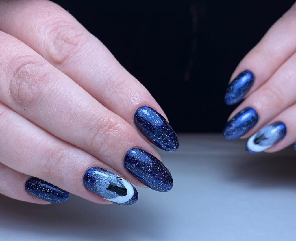 100 Easy Halloween Nails Art Ideas For Your Inspirations 73