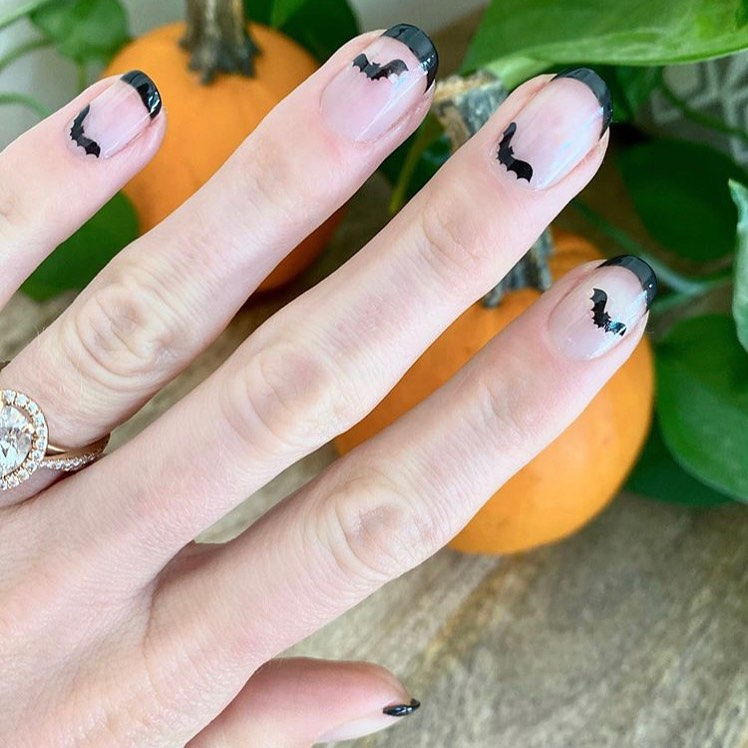 100 Easy Halloween Nails Art Ideas For Your Inspirations 8