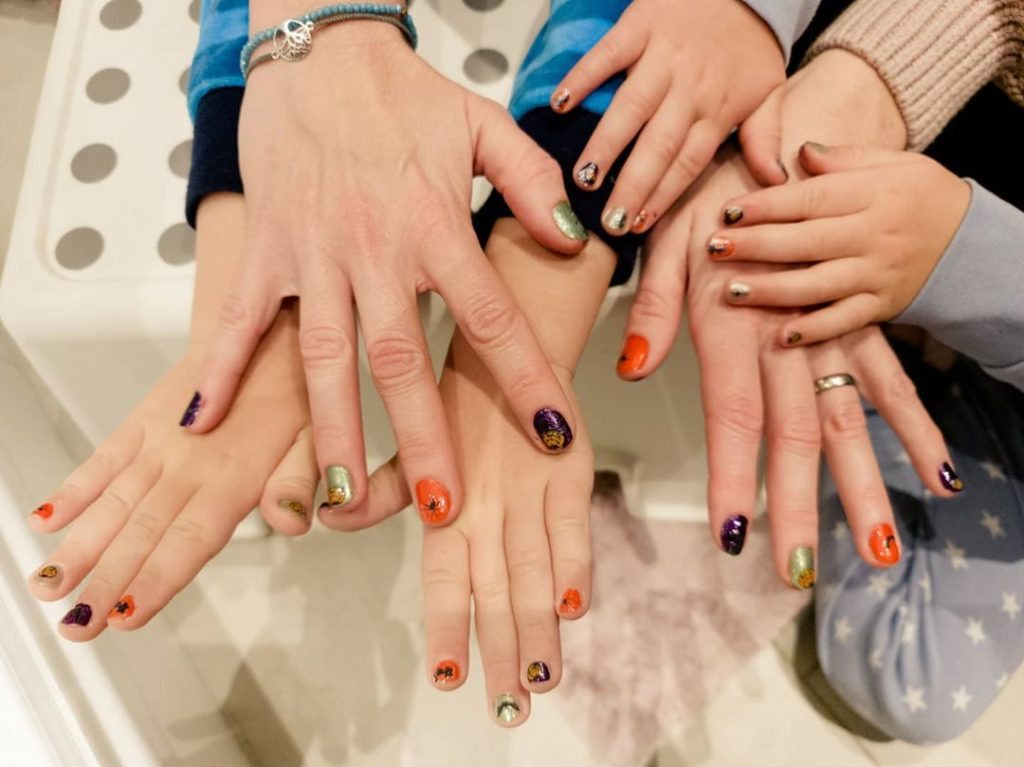100 Easy Halloween Nails Art Ideas For Your Inspirations 88