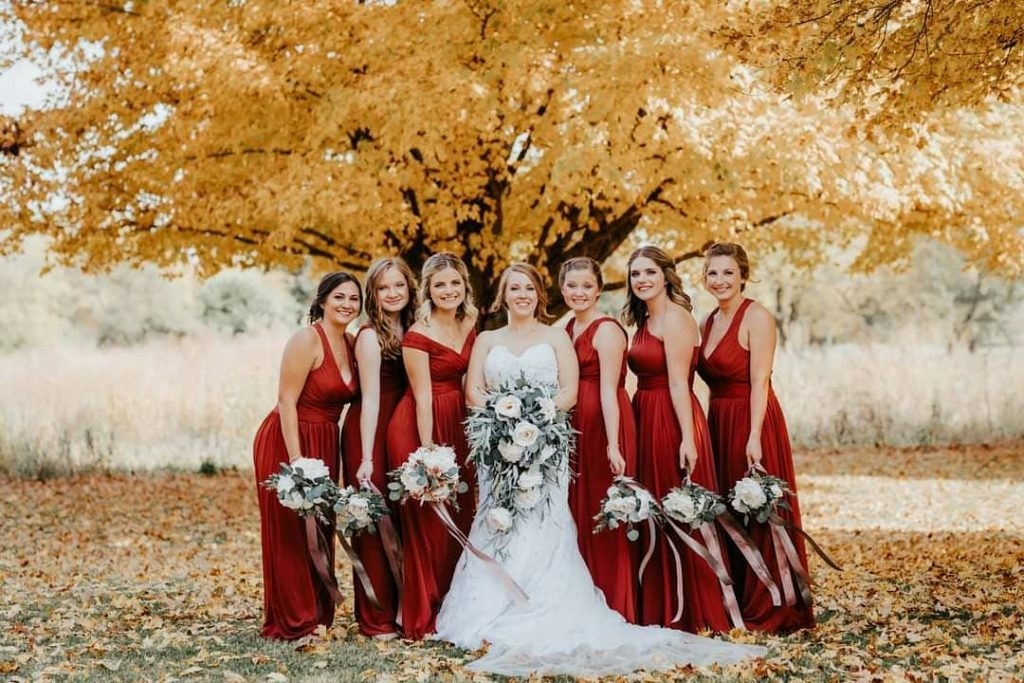 20 Adorable Fall Wedding Photography Ideas For Your Memorable Moments 3