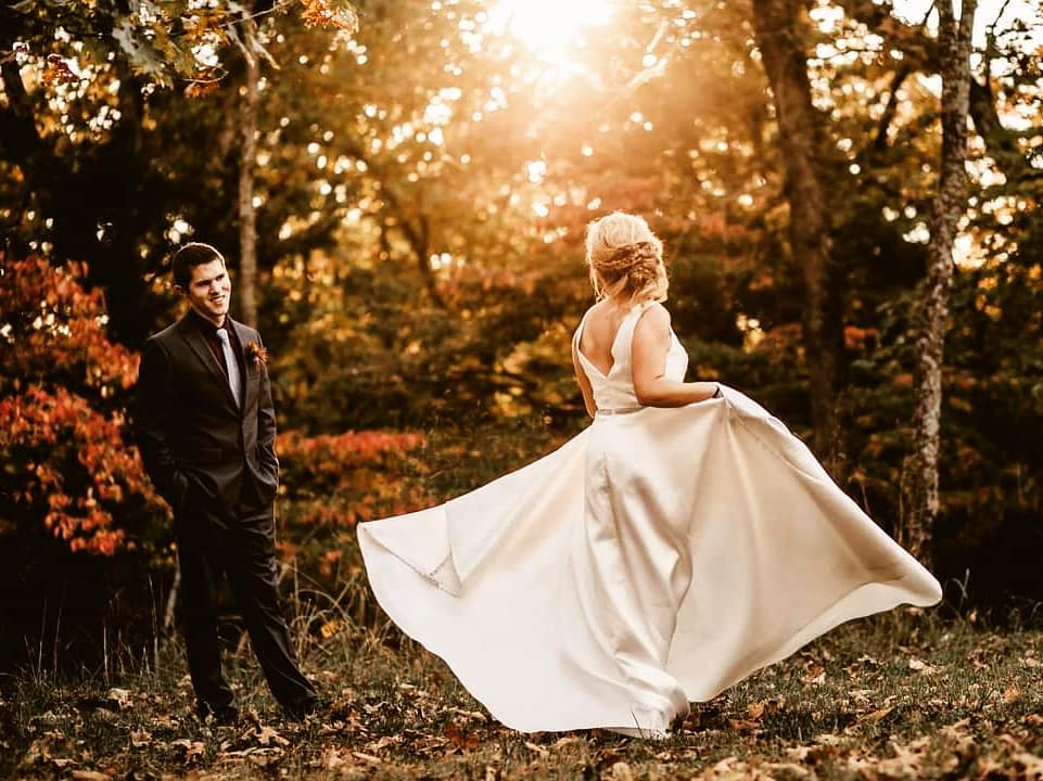 40 Stunning Fall Wedding Inspirations Ideas 12