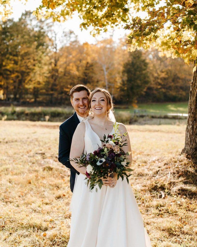 40 Stunning Fall Wedding Inspirations Ideas 13