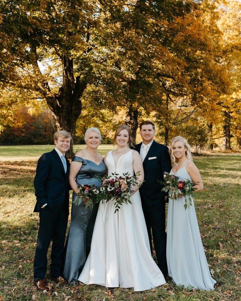 40 Stunning Fall Wedding Inspirations Ideas 14