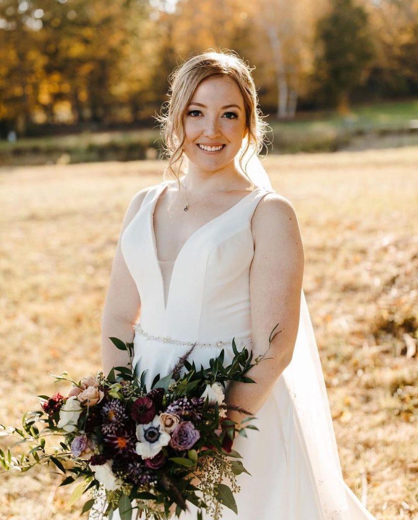 40 Stunning Fall Wedding Inspirations Ideas 19