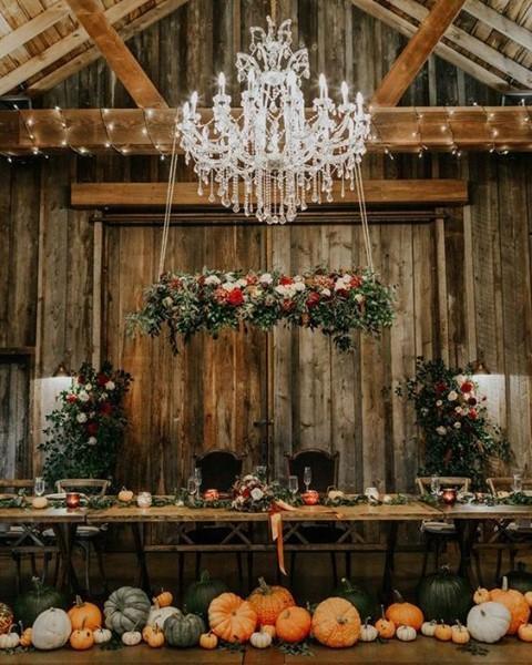 40 Stunning Fall Wedding Inspirations Ideas 2