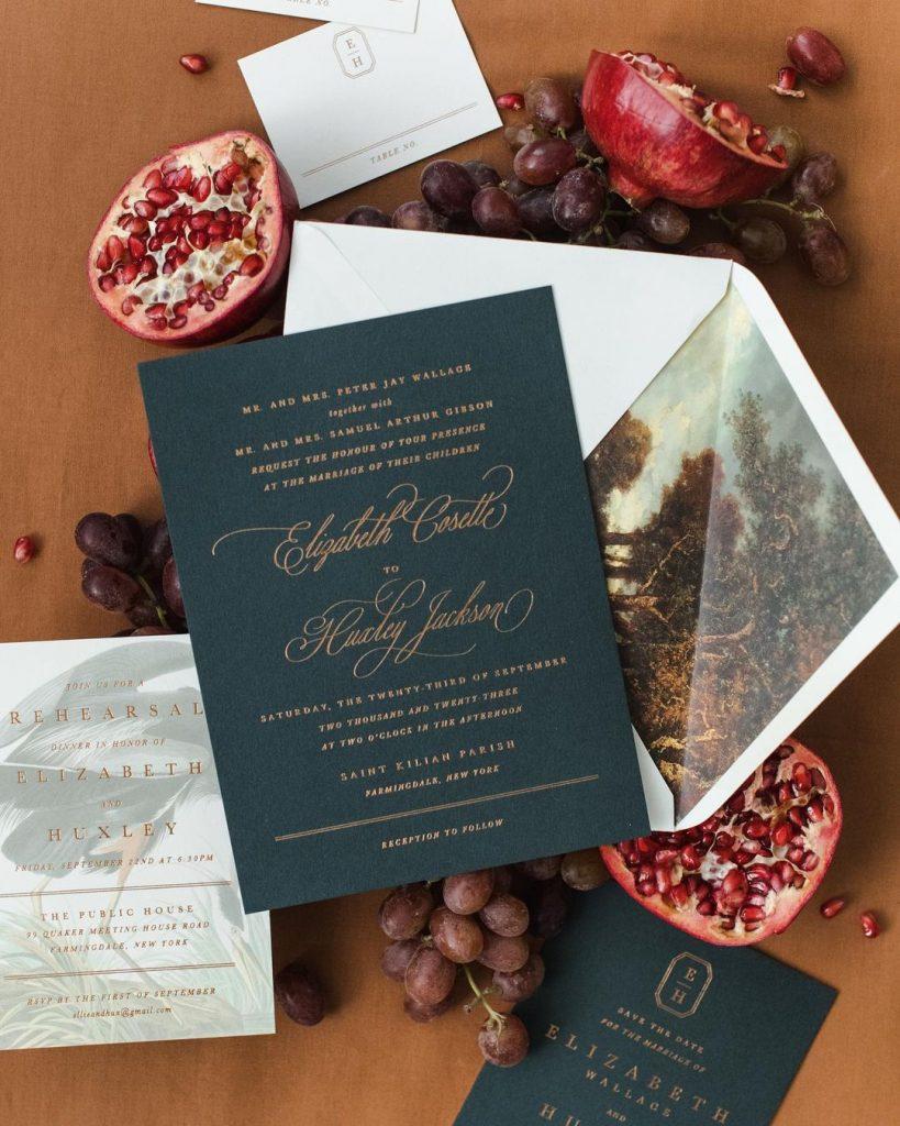 40 Stunning Fall Wedding Inspirations Ideas 3