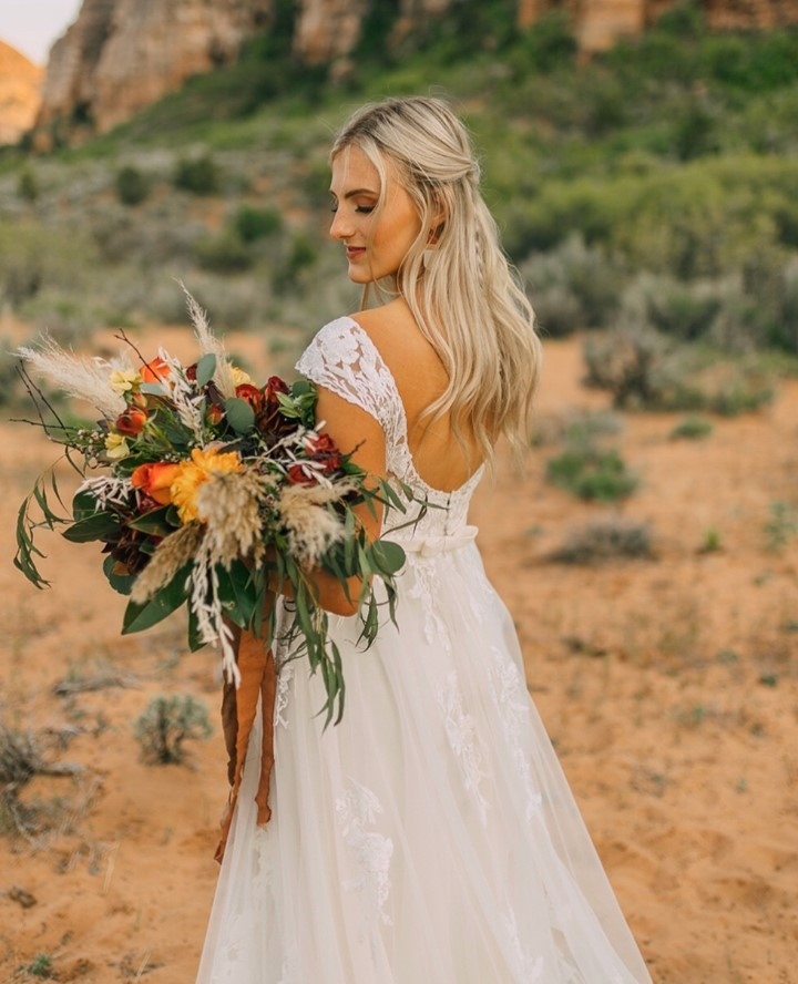 40 Stunning Fall Wedding Inspirations Ideas 36