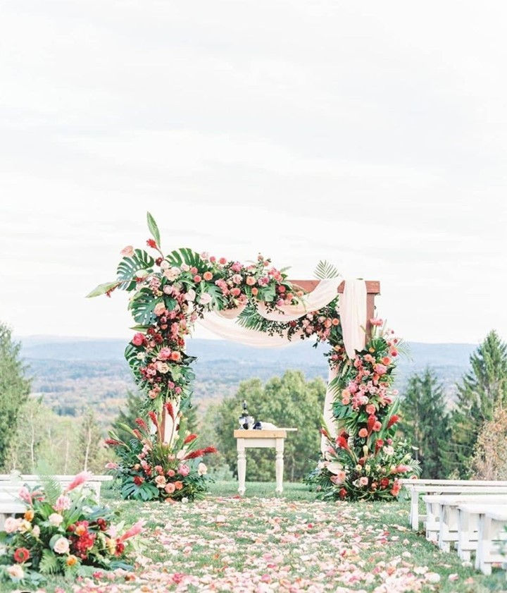40 Stunning Fall Wedding Inspirations Ideas 7