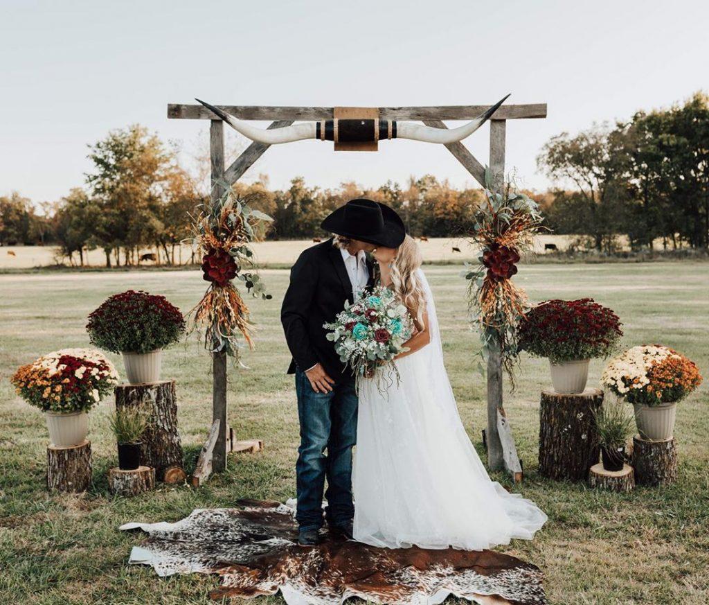 40 Stunning Fall Wedding Inspirations Ideas 8